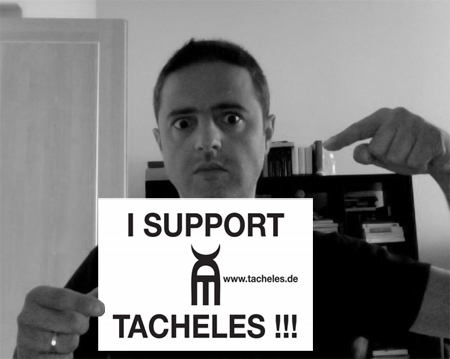 I support Tacheles