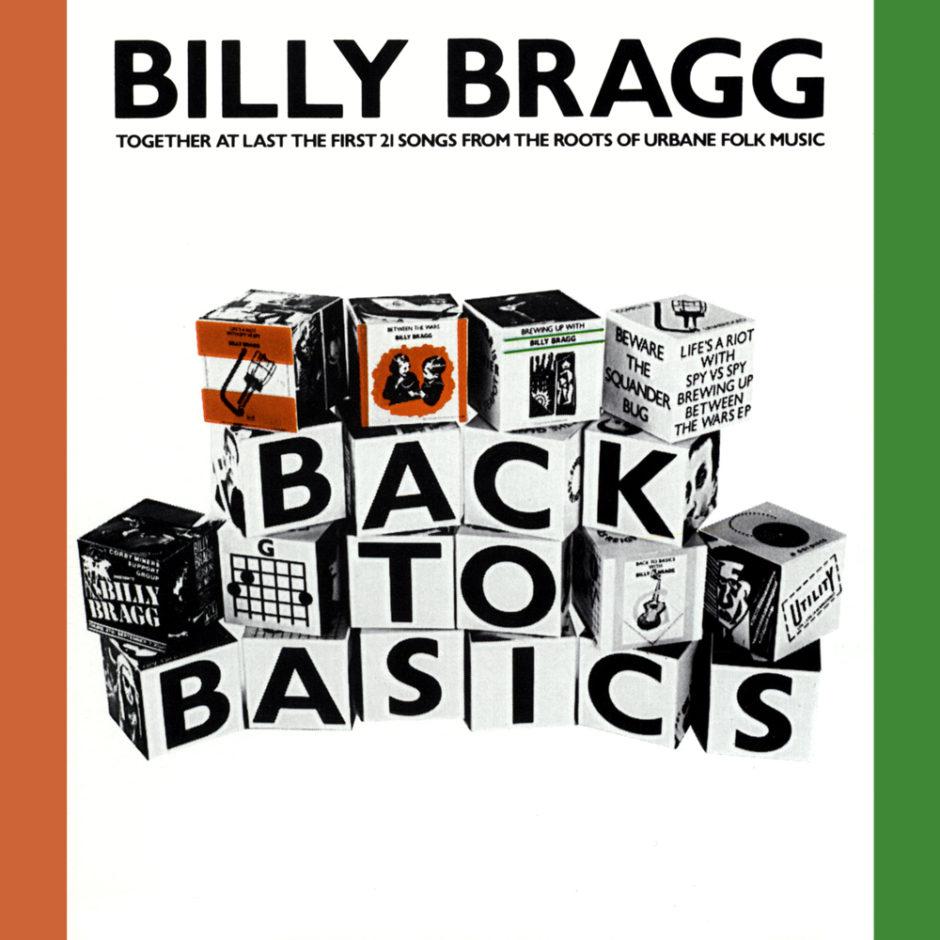 Billy Bragg - Back to Basics