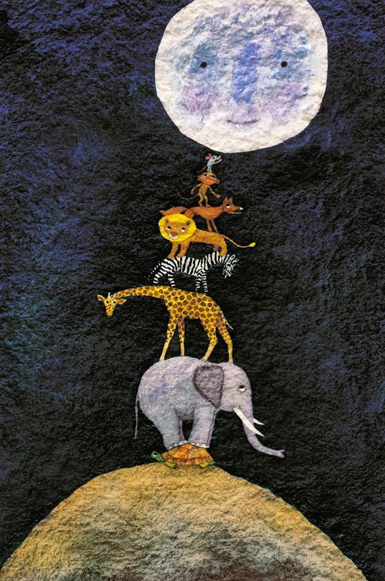 Io mi mangio la luna - Di Michael Grejniec