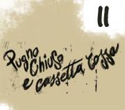 Pugno chiuso, e cassetta rossa - di Maurizio Di Fazio