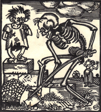 Otto Wirsching - Vom Totentanz