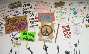 Una guida all'API di Occupy Wall Street