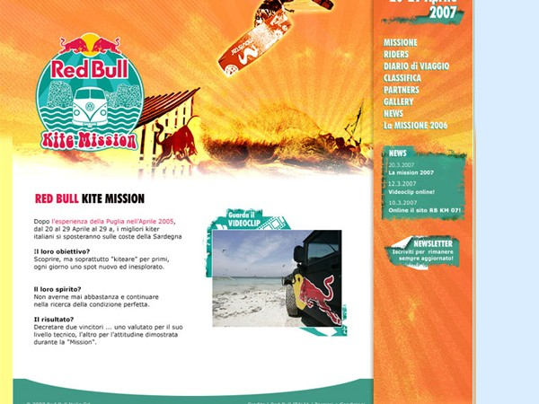 Red Bull Kite Mission