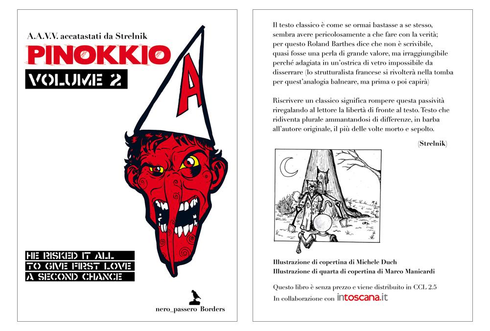 Pinokkio Vol. 2 | il libro