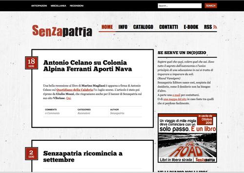 Senzapatria Editore